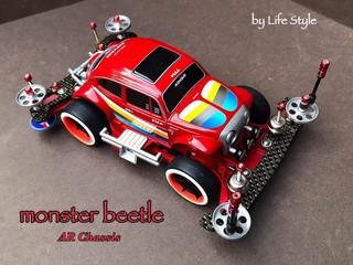 Monster Beetle